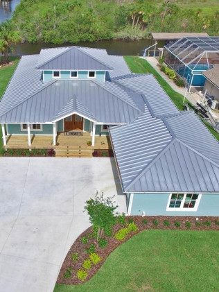 Residential Metal Roofing melbourne fl